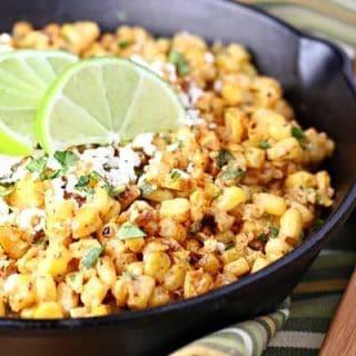 Mexican Street Corn (Torchy's Copycat)