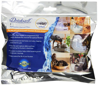 2. PetSafe Drinkwell Premium Carbon Replacement Filters