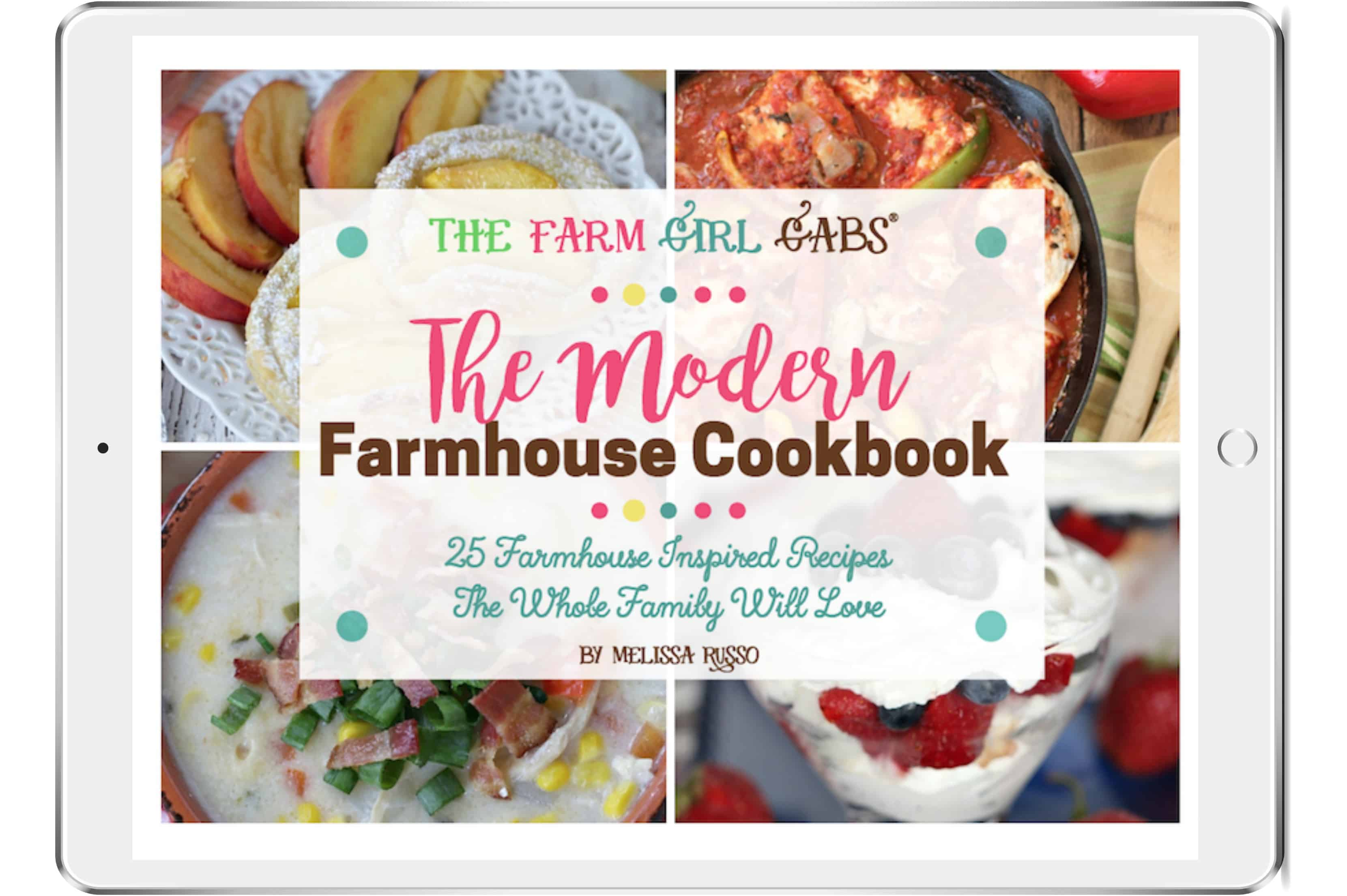 Exciting News! My New eCookbook is Here!!!!