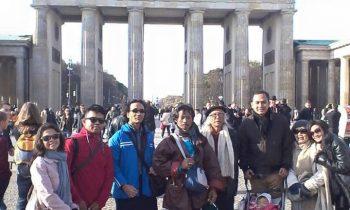 Catatan Perjalanan Azis Suprianto ke Jerman