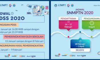 Pengisian PDSS SNMPTN 2020 Telah Dibuka, Apa Saja Tahapannya?