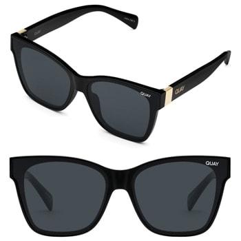 Quay Australia square sunglasses   40plusstyle.com