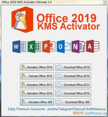 Cara Aktivasi Office 2019 Permanen Offline Terbaru