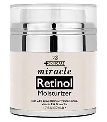 Retinol Moisturizer Cream for Face | 40plusstyle.com