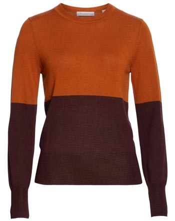 equipment sweater | 40plusstyle.com