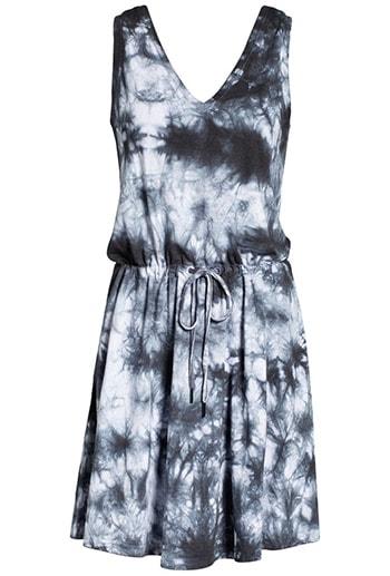 Dresses to hide a tummy - Sweaty Betty drop waist dress   40plusstyle.com