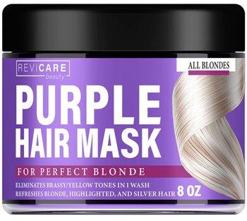 Revicare Beauty Purple Hair Mask | 40plusstyle.com