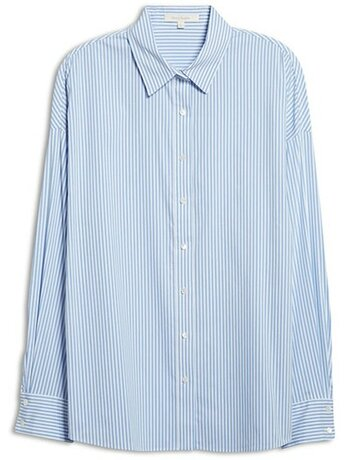 Camisa de popelina Favorite Daughter |  40plusstyle.com