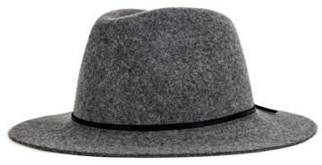 wool felt fedora   40plusstyle.com