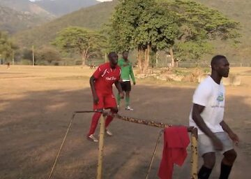 Usain Bolt Pickup Soccer