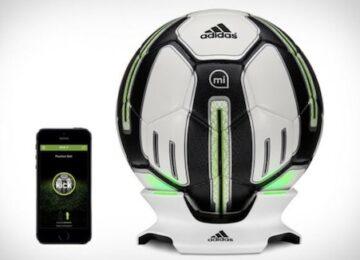 Adidas MiCoach Soccer Ball