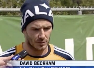 Beckham Obviously