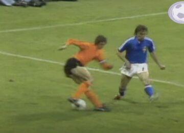 Johan Cruyff Turn