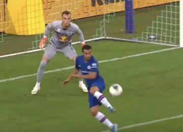 Pedro Goal Chelsea
