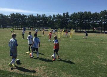 Soccer Camps in Delaware