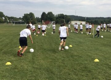 Soccer Camps in Vermont