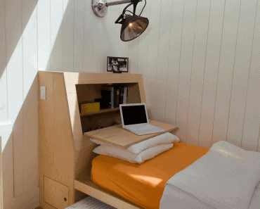 BEST TINY HOUSE BEDROOM DESIGN IDEAS TO MAXIMIZE THE SPACE
