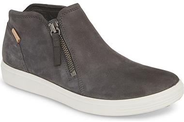 ECCO Soft 7 Mid Top Sneaker | 40plusstyle.com