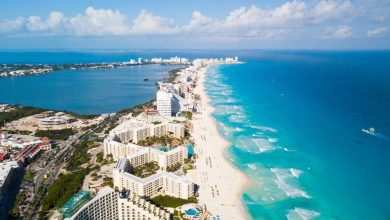 Cancun is a great destination if you are traveling to Mexico