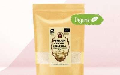 Psyllium husk organic powder