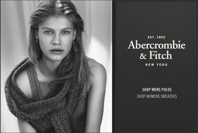 Abercrombie & Fitch Polos and Sweaters 2009