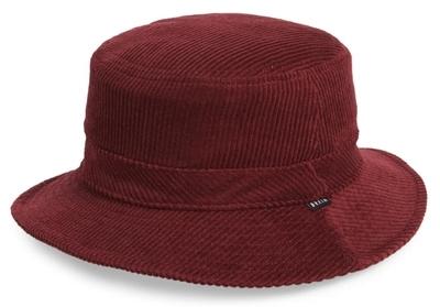 Brixton bucket hat | 40plusstyle.com
