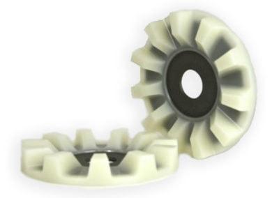 Cotton doffer polyurethane