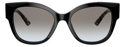 Prada 54mm Gradient Rectangular Sunglasses   40plusstyle.com