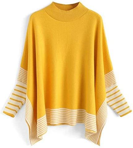 Chicwish oversize sweater | 40plusstyle.com