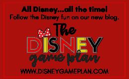 Disney Game Plan Logo www.disneygameplan.com Disney Planning Tips