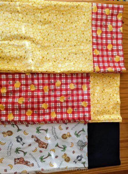 charity pillowcases