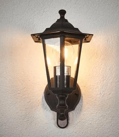PORCH WALL LIGHTING IDEAS