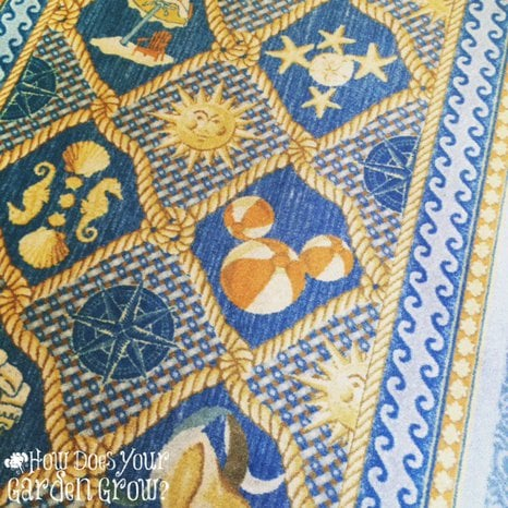 Hidden Mickey - Carpet