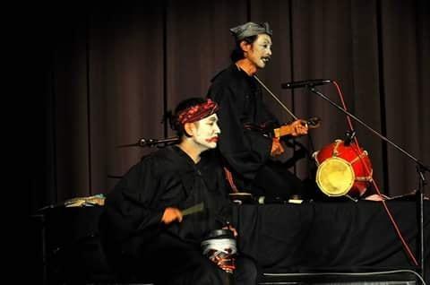 Pentaskan 'Behind the Mask', Dua Bulan Berkutat Alat Musik Langka