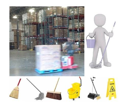 Wholesaleer of Janitorial Supplies