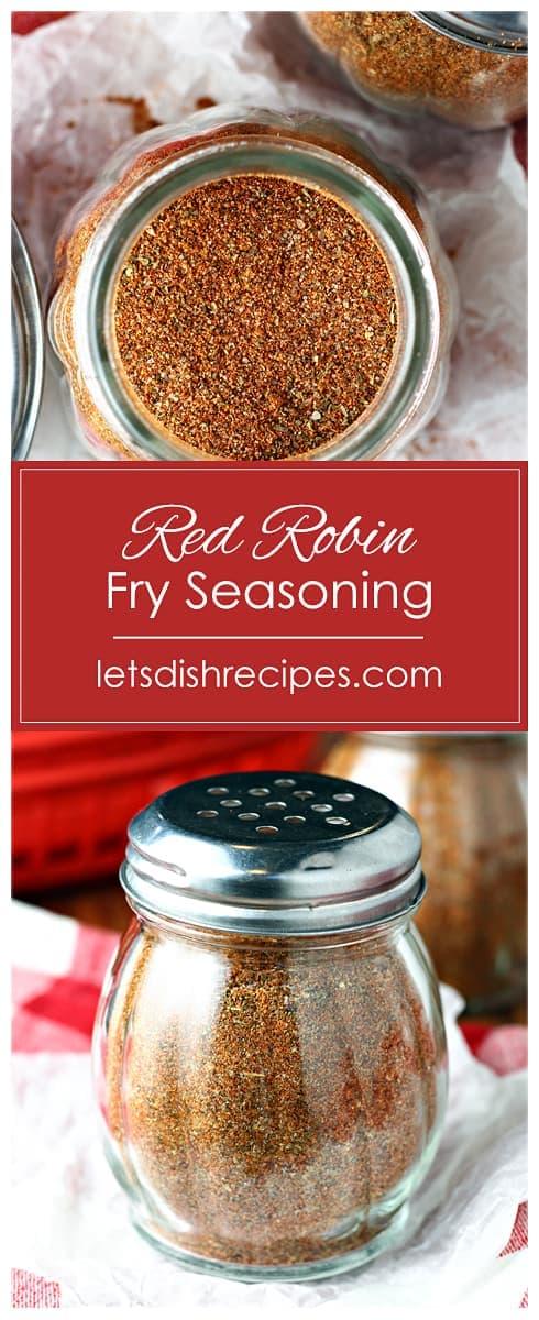 French Fry Seasoning (Red Robin Copycat)