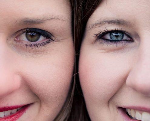 best friends eyes