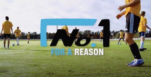 No. 1 Soccer Camps