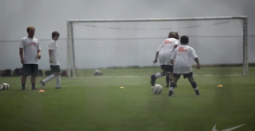 Residential Soccer Camps