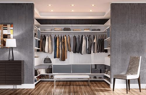 3 ways of maximizing your closet space