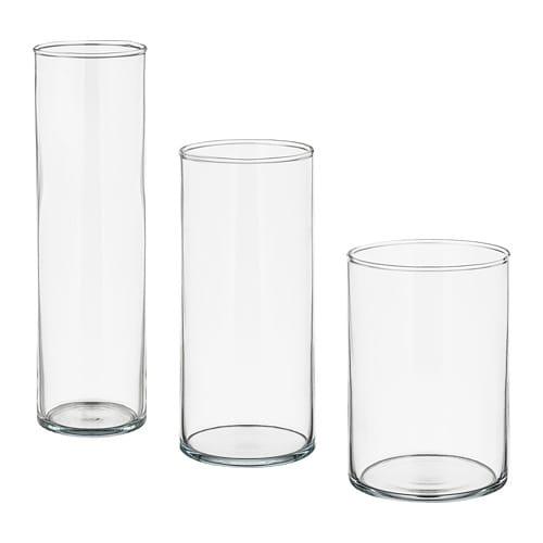 Pic-Event Vase trio
