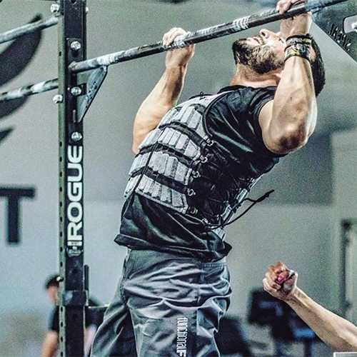 Weighted Pull Up Progression
