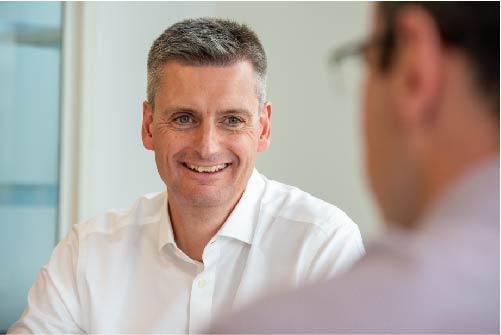 Recordsure CEO, Joe Norburn