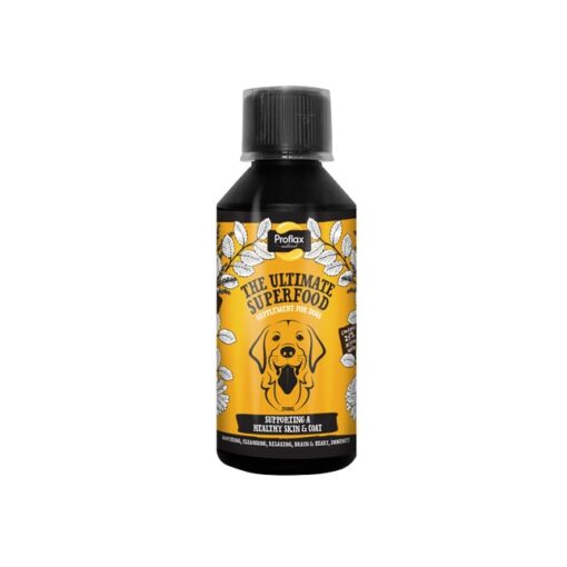 Proflax Superfood Skin And Coat Supplement 250Ml