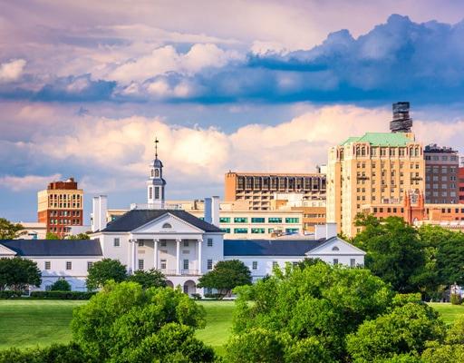 Richmond Virginia Capitol Building