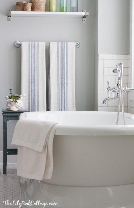 Coastal Bath Decor