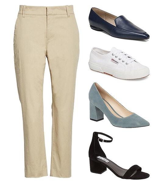Ankle pants | 40plusstyle.com