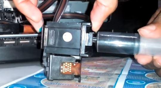 Mengatasi Hasil Cetak Printer Bergaris