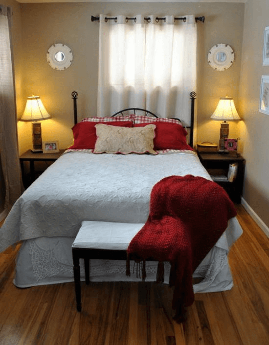 Nice combination tiny bedroom ideas for couples