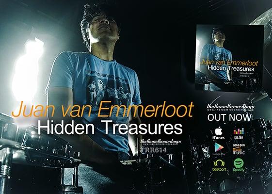 Juan van Emmerloot - Hidden Treasures